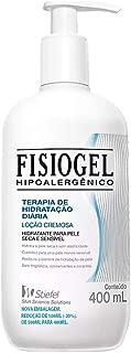 Fisiogel Loção Cremosa, Frasco 500ml, Fisiogel, Branco