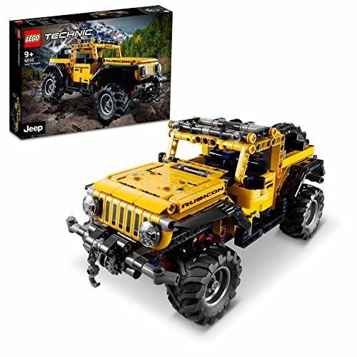 Lego -   42122 Technic Jeep