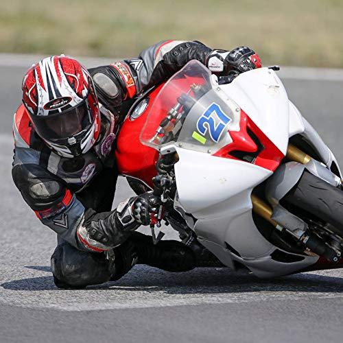 Motorradhandschuhe PROANTI® Racing Pro Motorrad Handschuhe – Größe L - 2