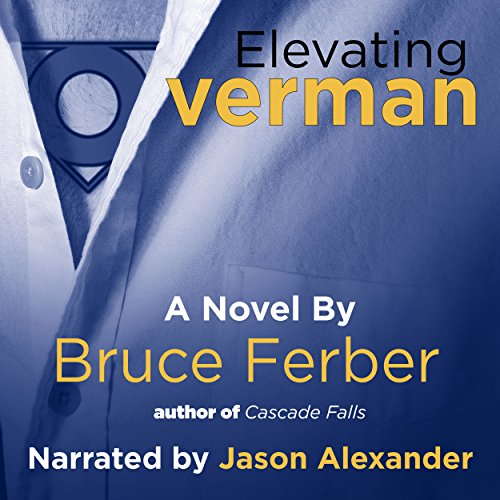 Elevating Overman: A Novel audiobook cover art