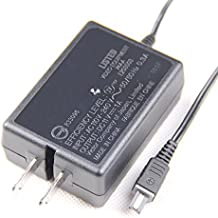 Nixxell Camcorder Power Supply Battery Adapter Charger for Select JVC Camcorders (See Description)