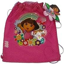 (12 count) Dora The Explorer sling Bag TOTE - Party Favors