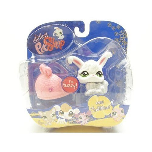Hasbro Littlest Pet Shop - Conejo con Zapatillas para Mascotas