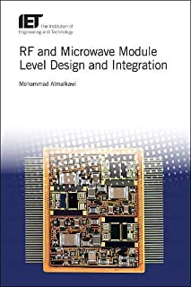 RF and Microwave Module Level Design and Integration (Materials, Circuits and Devices)