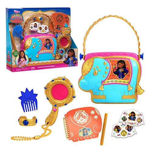 7-Pc Disney Junior Mira Royal Detective On the Case Detective Bag Set $6.40 + Free Shipping w/ Amazon Prime or Orders $25+
