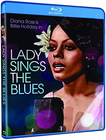 Lady Sings the Blues Blu ray product image