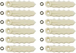 Echo 215712 Maxi-Cut Replacement Blades (12-Pack)