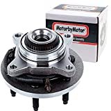 MotorbyMotor 515079 Front Wheel Bearing and Hub Assembly with 6 Lugs fits for Ford F-150,Lincoln Mark LT Low-Runout OE Directly Replacement Hub Bearing w/ABS 4WD