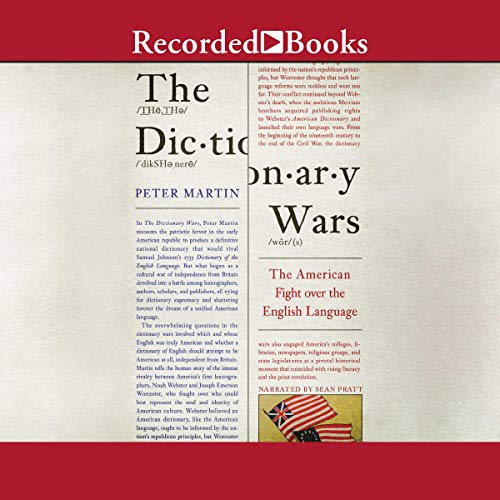 The Dictionary Wars cover art