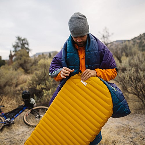Therm-a-Rest NeoAir Xlite Ultralight Backpacking Air Mattress, Standard Valve, Large - 25 x 77 Inches