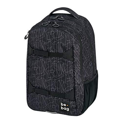 be.bag 24800150 Rucksack be.explorer, 45cm, 27 Liter, geo lines