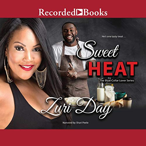 Sweet Heat audiobook cover art