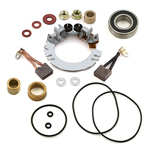 Caltric Starter Kit for Yamaha Motorcycle Xv920 Xv-920 Xv920R Xv1000 Virago 920Cc 1063Cc 1981-1989