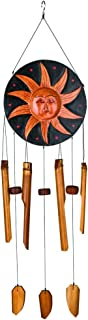 Woodstock Chimes CMCEL The Original Guaranteed Musically Tuned Chime Asli Arts Collection, Celestial Bamboo
