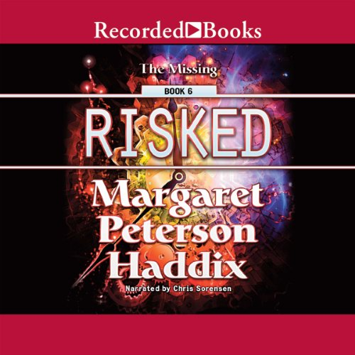 Risked audiobook cover art