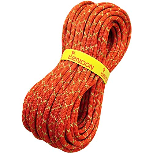 Tendon Smart 9.8, Corda Dinamica, Rosso, 60 m