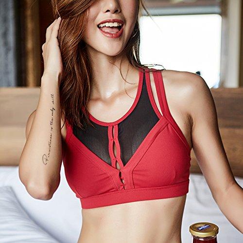 KYXXLD Beauty Yoga Fitness beha schokbestendig hardlopen professionele sport ondergoed vrouwen verzamelen