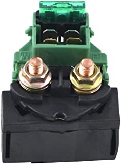ZZOY Starter Solenoid Relay for HONDA CB750 CB 750 SUPER SPORT 1979-1983/Replace OEM Parts:35850-425-017, 35850-ME8-007, 35850-MJ0-000