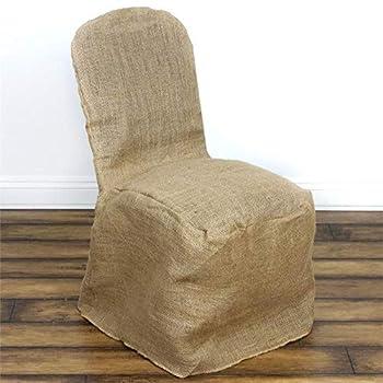 Best burlap chair covers Reviews