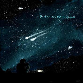 Estrelas no espaço