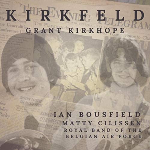 Ian Bousfield, Grant Kirkhope, Matty Cilissen & The Royal Band of the Belgian Air Force