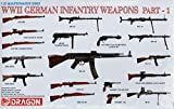 1/35 WWII Germ Inf Weapons I by Dragon Models USA