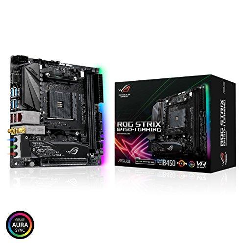Best asus rog strix b350-f gaming am4 amd b350 motherboard for 2020