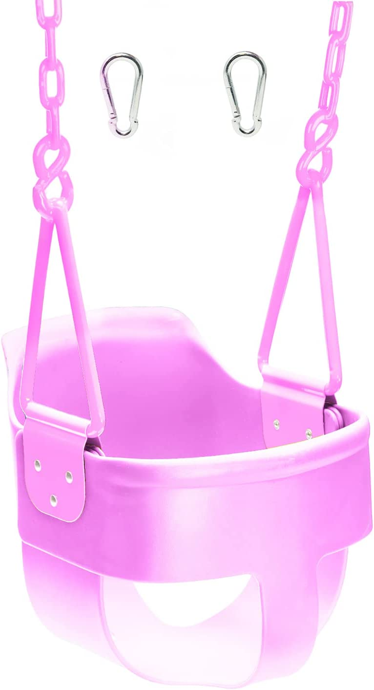 Squirrel Products Challenge the lowest price of Japan High Back Full Bucket w Seat 2021new shipping free Swing Toddler 3.0