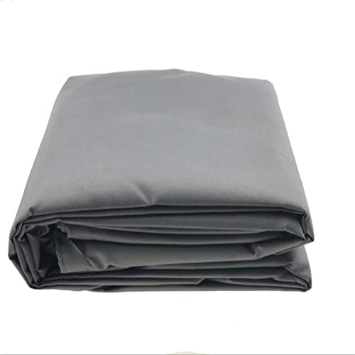GQY Voile D'ombrage voiturerée, Filet D'ombrage en Tissu De Polyester Voile D'ombrage étanche Taux D'ombrage  90% (Taille   8  8m)