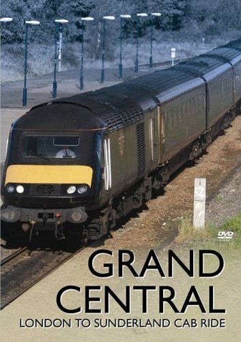 Grand Central  London To Sunderland Cab [Edizione: Regno Unito] [Reino Unido] [DVD]