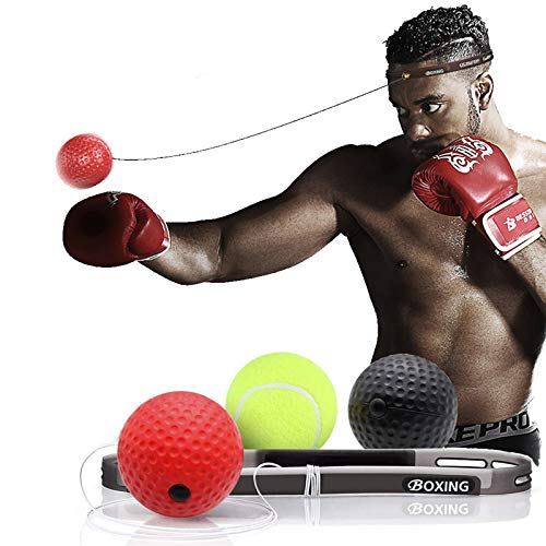(50% OFF) Boxing Reflex Ball  $7.00 – Coupon Code