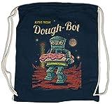Urban Backwoods Dough-BOT Bolsa de Cuerdas con Cordón Gimnasio