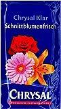100 x 10g Schnittblumennahrung Blumenfrisch Blumen Frischhaltemittel Chrysal für 1,0l