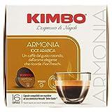 KIMBO CAPSULAS ARMONIA 4x16 (64caps) – COMPATIBLE NESCAFÈ* DOLCE GUSTO*