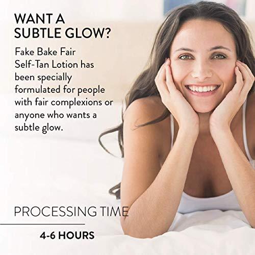 Fake Bake Fair Gradual Self Tanner