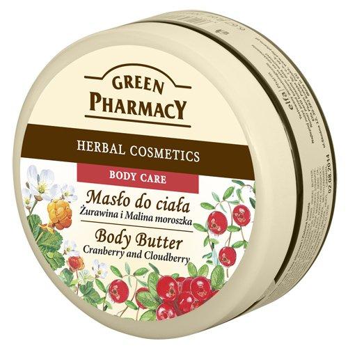 Green Pharmacy Anti-Age Körperbutter Cranberry mit Vitamin C 200 ml
