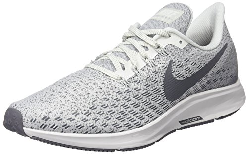Nike Men's Air Zoom Pegasus 35 Running Shoes (11 D US, Phantom/Gunsmoke/Summit White)