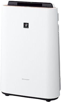 シャープ 加湿空気清浄機 空清18畳まで/加湿11畳まで プラズマクラスター7000 KC-G40-W