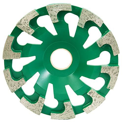 Diamant Schleiftopf Schleifteller 130 x 25,0 mm harte Materialien passend für Festool RenoFix RG 130 oder Protool RGP130