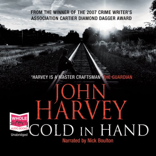 Cold in Hand audiobook cover art