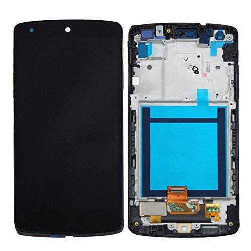 YANCAI Repuestos para Smartphone Pantalla LCD + Panel táctil con Marco para...