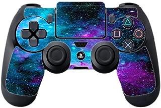 Trendy Accessories Nebula Galaxy Space Design Pattern Print PS4 DualShock4 Controller Vinyl Decal Sticker Skin