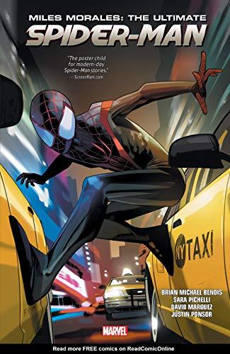 Miles Morales Ultimate Spider-Man Omnibus (English Edition)