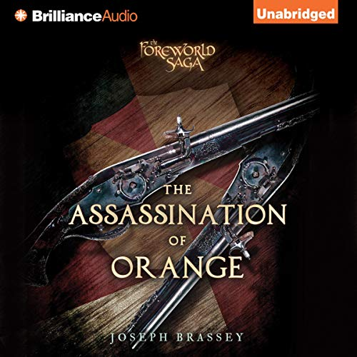 The Assassination of Orange Titelbild