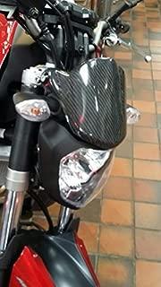 Pyramid Yamaha MT07 / FZ07 Fly Screen: Carbon Fibre 22137A