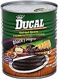 Goya Foods Ducal Refried Black Beans, 1.81 Pound (Pack of 12)...