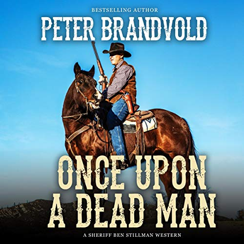 Once Upon a Dead Man audiobook cover art