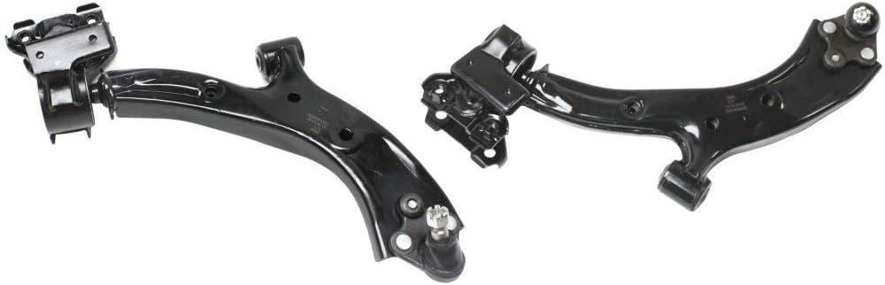 Evan-Fischer Control Arm Kit Set for 2011 Left おすすめ特集 Honda CR-V 新品 送料無料 Front