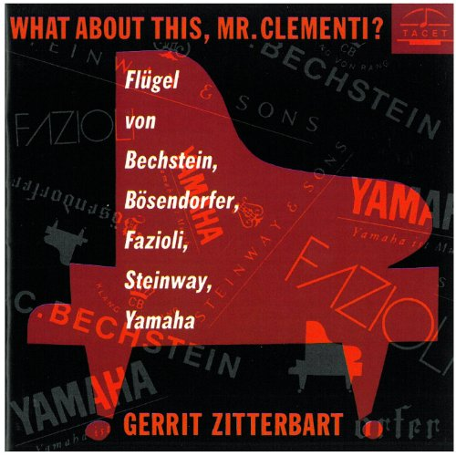 Gerrit Zitterbart - What About This, Mr. Clementi? (Wor