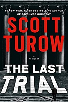 Hardcover The Last Trial Book